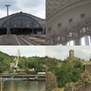 2011-06-14<br/> <b>Leipzig Hauptbahnhof; Dresden to Prague by train</b>