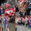 2011-12-26<br/> <b>Red Leicester Morrismen at The Griffin, Swithland</b>